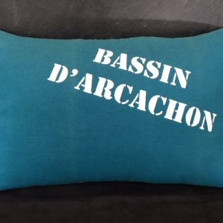 coussin Made in France en lin