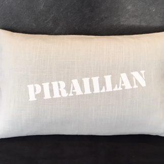 coussin Piraillan