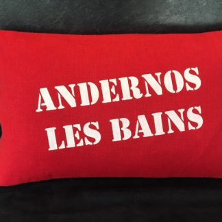 coussin Andernos les Bains