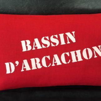 coussin Bassin d'Arcachon
